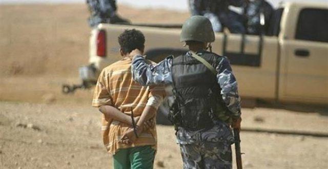 القوات الأمنية تعتقل ارهابيين اثنين مطلوبين للقضاء بتهمة الإرهاب في الأنبار