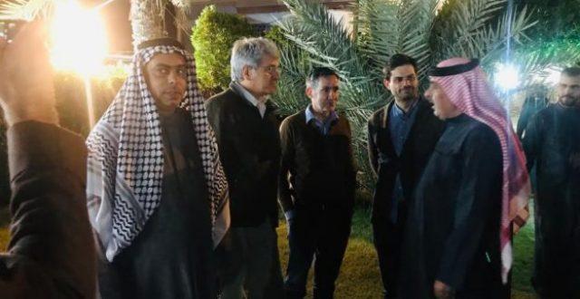 من ديوان آل عصاد في الناصرية: السفير الفرنسي يرسم آفاقا واسعة للتعاون بين باريس وبغداد