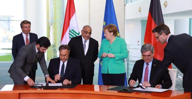 رئيس الوزراء يعلن من برلين توقيع اتفاق مع سيمنس بقيمة 14 مليار دولار