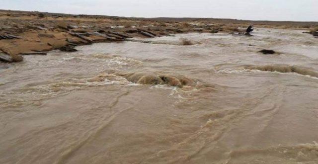 صروط يحذر من غرق ناحية بالكامل في ميسان بسبب السيول