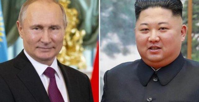 زعيم كوريا الشمالية يصل الى موسكو للقاء الرئيس بوتين