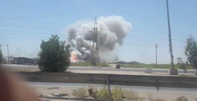 إنفجار 3 عبوات ناسفة في القائم غربي الأنبار