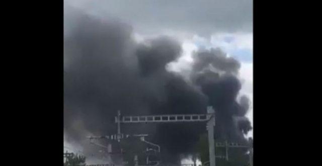 انفجار هائل يهز محيط مطار هيثرو بالعاصمة البريطانية لندن