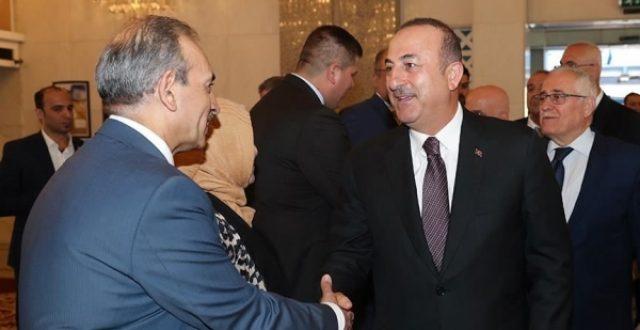 في لقاء مغلق.. اوغلو يلتقي النواب التركمان بأحد فنادق بغداد