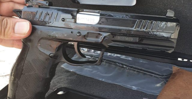"""المنافذ أحباط تهريب 1033 مسدس """"فورت 19"""" في ميناء أم قصر الجنوبي في محافظة البصرة"""