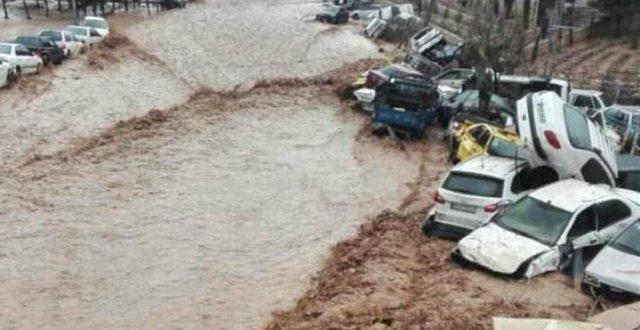 الخارجية الفرنسية: باريس سترسل 12 طنا من المساعدات الإنسانية لإيران بعد الفيضانات