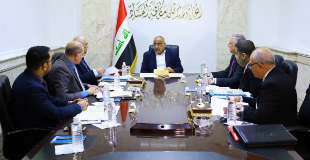 المجلس الاعلى لمكافحة الفساد يصدر قرارات مهمة في جلسته العاشرة التي عقدت برئاسة رئيس مجلس الوزراء