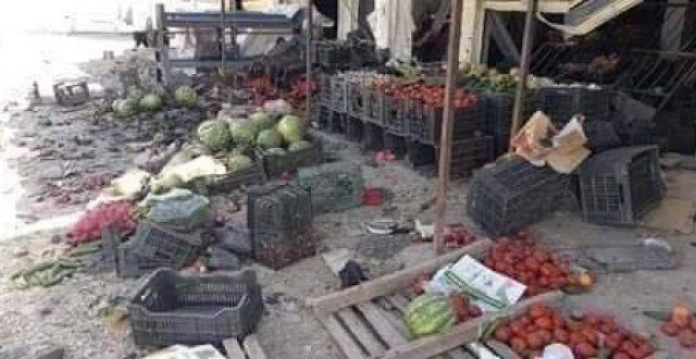 الاعلام الامني: استشهاد ٥ مواطنين وإصابة ٨ اخرين في تفجير نينوى