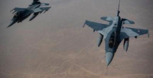 طائرات الـ{أف 16} العراقية تجري تدريب التزويد بالوقود جواً