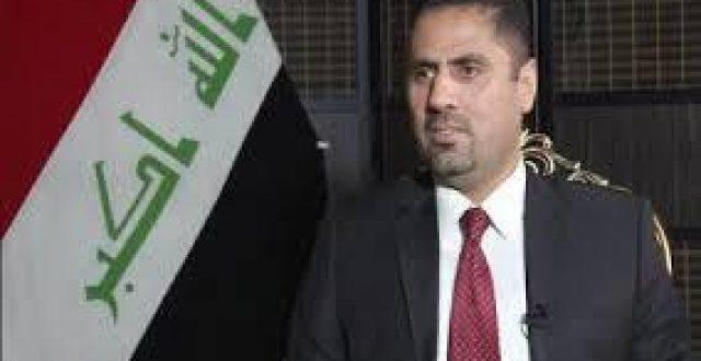 القاضي رائد جوحي حمادي يتسلم مهامة مفتشاً عاماً لوزارة المالية