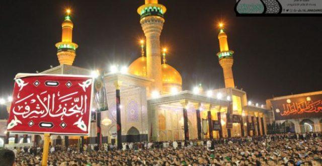 شرطة النجف تعلن عن خطتها الأمنية لزيارة ذكرى إستشهاد الإمام علي (عليه السلام)