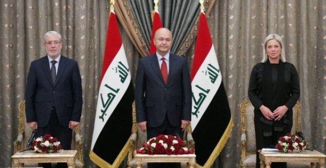 صالح: انصاف المرأة العراقية تأخر كثيراً وآن الأوان لانتصارها