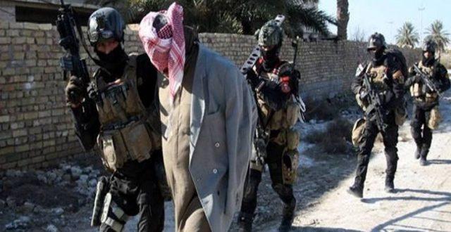 القوات الأمنية تلقي القبض على قيادي كبير في داعش بالانبار