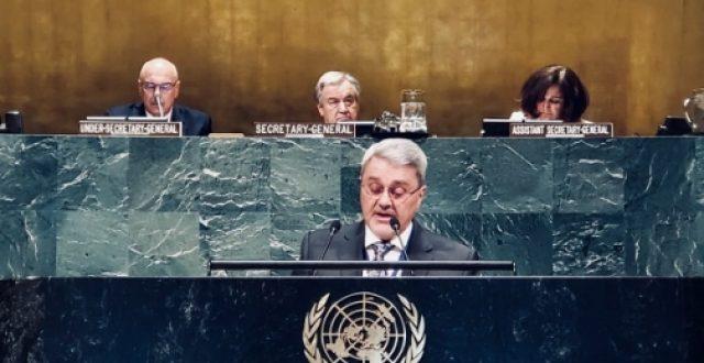 العراق يرحب بإطلاق برنامج الأمم المتحدة لمنع سفر الإرهابيين
