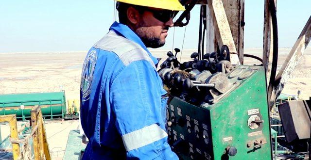شركة الحفر العراقية تنجز استصلاح البئر النفطي ZB – 403 في حقل الزبير