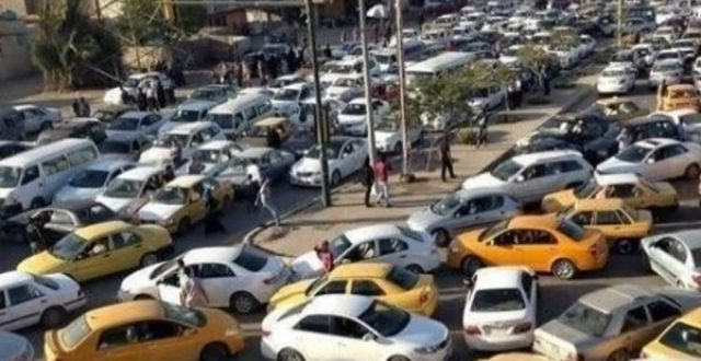 مديرية المرور تعلن إجراءاتها لفك زحامات في بغداد وتلمح الى ترحيل سيارات