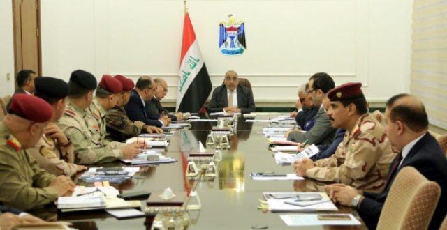 مجلس الأمن الوطني يناقش تخفيض أعداد الموقوفين وتوطين رواتب القوات المسلحة