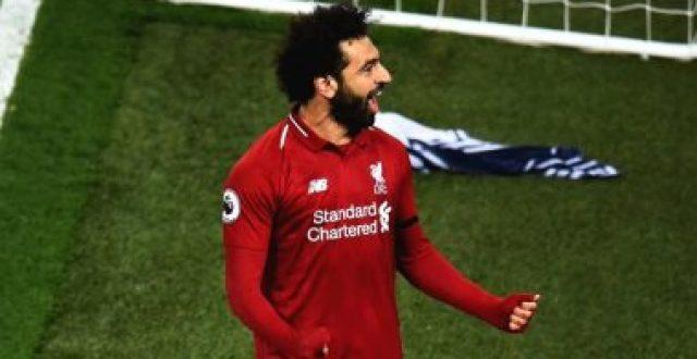 صلاح يقود ليفربول للتويج بدوري أبطال أوروبا على حساب نادي توتنهام