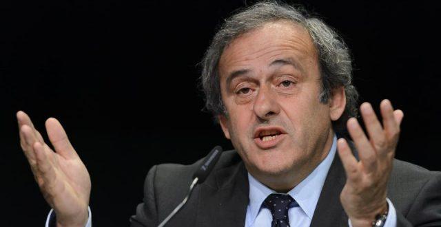 اعتقال بلاتيني للتحقيق بتهم فساد خلال عملية اسناد مونديال 2022 إلى قطر