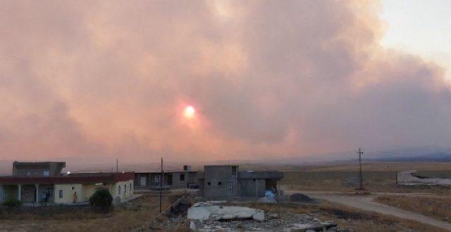 نائب عن نينوى يطالب بتشكيل خلية ازمة ويدعو المحافظات لاخماد حريق المشراق
