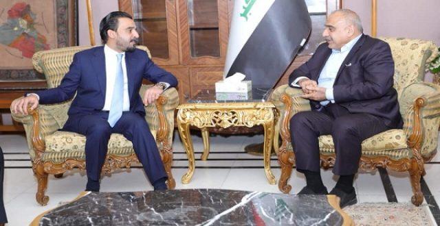 بغداد تايمز تنشر نص رسالة عبد المهدي إلى مجلس النواب