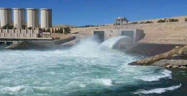العراق يتسلم مهمة صيانة أسس سد الموصل من شركة إيطالية