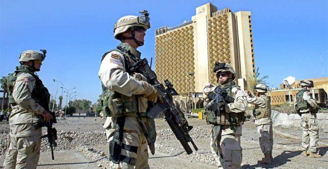 ترامب: غزو العراق استنزف الجيش الأمريكي كلياً