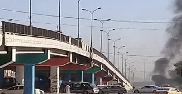 انفجار حزام ناسف داخل حسينية في منطقة البلديات