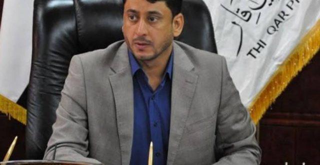 الامين العام لمجلس الوزراء حميد نعيم الغزي يهنىء نقيب الصحفيين العراقيين مؤيد اللامي لفوزه بعضوية المكتب التنفيذي للاتحاد الدولي الصحفيين