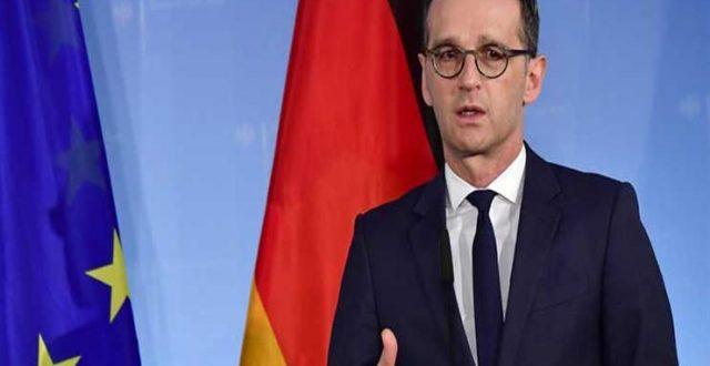 وصول وزير الخارجيَّة الالماني الى بغداد