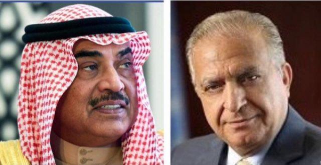 الحكيم يهاتف وزير الخارجية الكويتي ويبحث معه مستجدات المنطقة ومحاولة تهدئتها