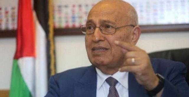 """مسؤول فلسطيني يزور العراق لنقل """"رسالة"""" إلى صالح وعبد المهدي"""