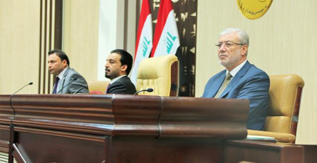 رئاسة مجلس النواب تتسلم توصيات مهمة بشأن نفط ورواتب الإقليم