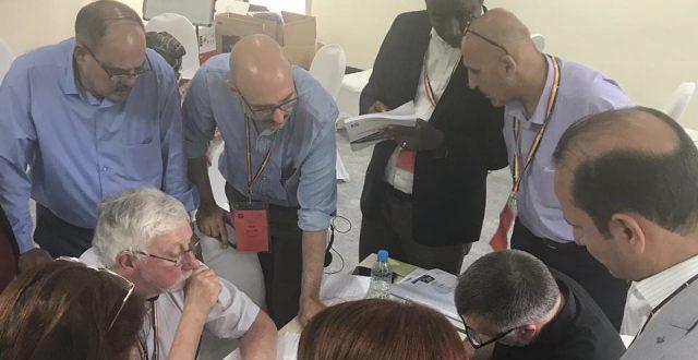 عاجل: من تونس فوز نقيب الصحفيين العراقيين مؤيد اللامي في عضوية المكتب التنفيذي للاتحاد الدولي للصحفيين في الانتخابات التي جرت في تونس