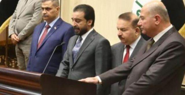 الوزراء الجدد يؤدون اليمن الدستوري
