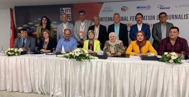 الغلاب تبارك للعراق فوزه بعضوية المجلس التنفيذي للاتحاد الدولي للصحفيين وتعده انتصارا للشعب العراقي