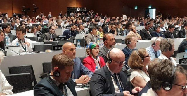 مجلس التراث العالمي يبدأ جلسة التصويت على إدراج آثار بابل بقائمته