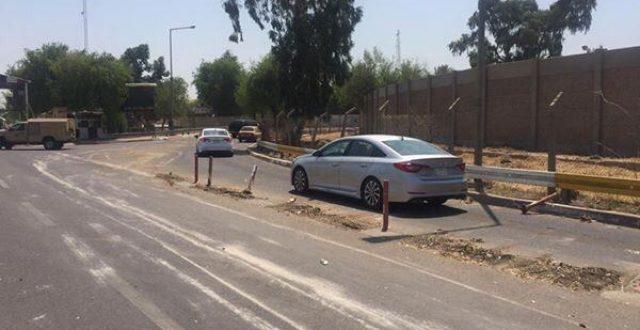 بالصور.. مديرية المرور تفتتح الطريق الذي يربط مطار بغداد الدولي بتقاطع عمان
