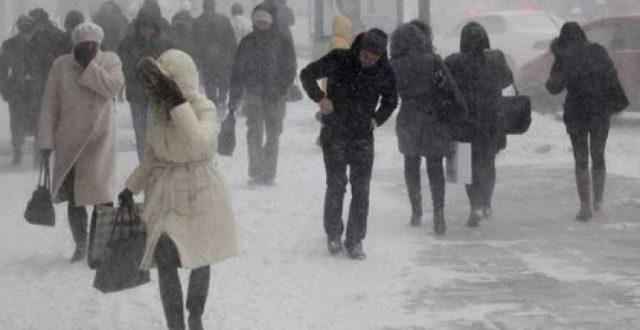 العلماء يكشفون أسباب الحر بأوروبا والبرد في روسيا