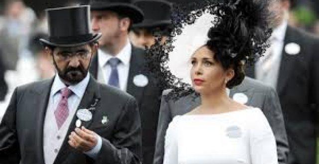 صفقة القرن وراء هروب الاميرة هيا من زوجها محمد بن راشدحاكم دبي