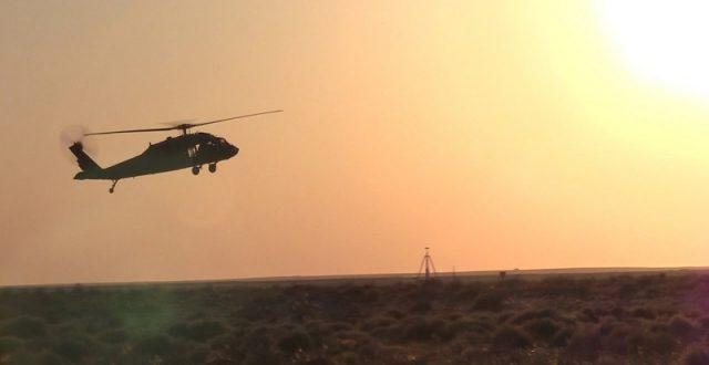 قائممقام القيارة يحذر من تحركات داعشية بالقضاء تتزامن مع تحليق الطيران الامريكي