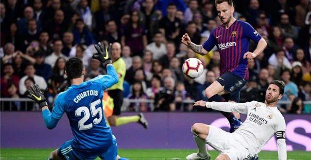 رسمياً.. تحديد موعد مباراتي برشلونة وريال مدريد في كلاسيكو الليجا