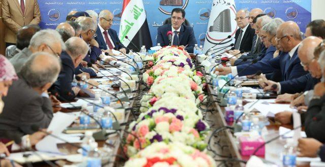 وزير التخطيط يعلن عن معايير اختيار أعضاء المجلس الأعلى لتطوير القطاع الخاص