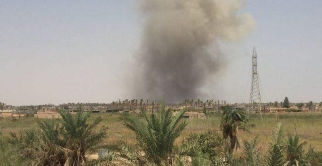 مقتل مدني بانفجار عبوة ناسفة في جلولاء