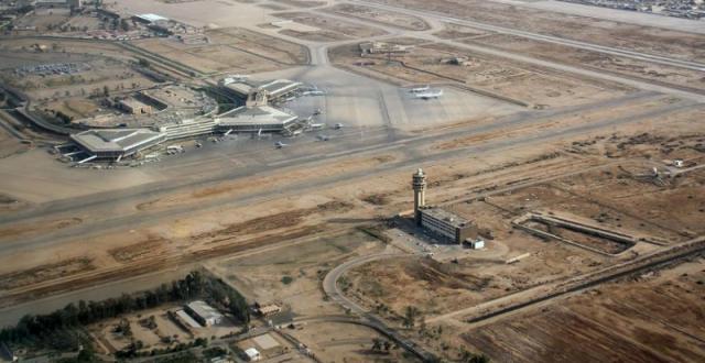 تحذير من تهجير 300 ألف مواطن بسبب استثمار محيط مطار بغداد