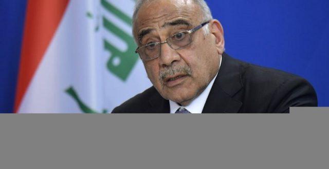 الفتح: عبد المهدي غير قادر على إصدار أمر ديواني يحجم عمل القوات الأمريكية في العراق