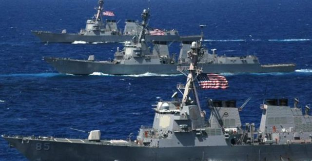البحرية الأميركية: نبحث عن بحار أميركي مفقود في بحر العرب