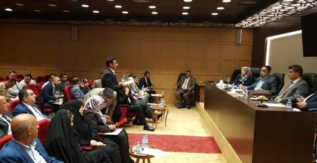 لجنة الصحة والبيئة النيابية تستضيف وكلاء وزارة الصحة