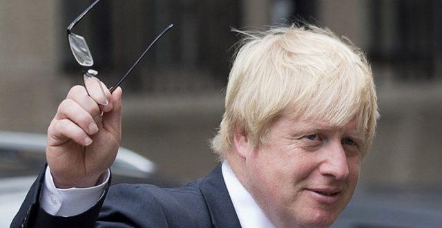 إعلان بوريس جونسون رئيس الوزراء البريطاني المقبل