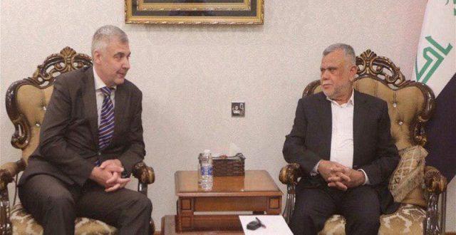 روسيا تعلن استعدادها للتعاون مع العراق في مجالي الطاقة والتسليح